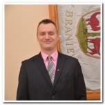 Cygan Grzegorz - Radny miasta Braniewa