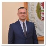 Frąckiewicz Dariusz – Przewodniczący - Radny miasta Braniewa